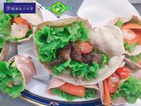 巴西莓捲餅