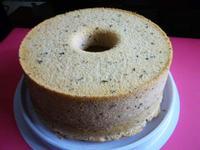 伯爵茶風味戚風蛋糕-8吋