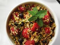 【腰瘦早餐首選】果真莓好藜麥早餐沙拉