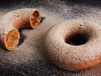 黑糖來襲 小米甜甜圈蹦出新滋味