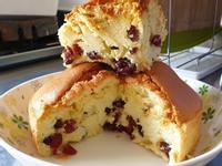 《氣炸系列》蔓越莓蛋糕