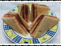 綜合果醬三明治