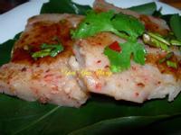 野薑紅麴肉醬蘿蔔糕