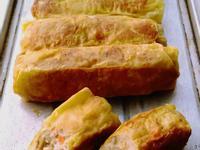 千張蓮藕豬肉卷-減醣料理