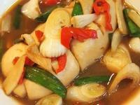 紅燒香辣魚膘