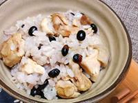 【厚生廚房】黑豆麻油雞飯