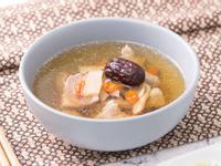 粉光玉竹豬肉湯