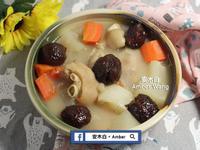 蜜棗燉豬蹄湯