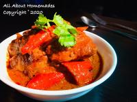 泰式紅咖喱雞
