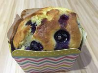 無敵小烤箱~超簡單藍莓瑪芬