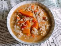 南瓜鮮菇粥