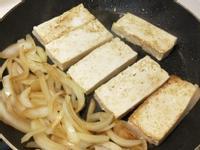 日式照燒板豆腐