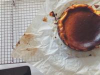 巴斯克燒焦的起司蛋糕