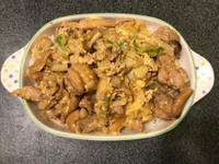 日式照燒親子丼飯(小磨坊照燒醬)