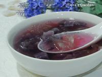 秋冬養顏保濕聖品--銀耳紫薯湯