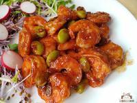 乾燒蝦仁★不油炸也好吃的減醣減油料理