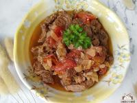 番茄燉牛肉〞快鍋15分鐘燉軟軟