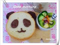 【早安!貓熊吐司】