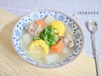 大頭菜蘿蔔排骨湯  美味湯頭秘訣