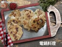 香煎雞肉豆腐餅