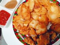 黃金酥炸魚排