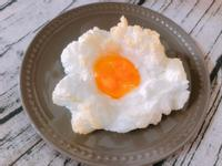 氣炸鍋料理-雲朵蛋
