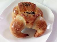 金牛角麵包(半燙麵版)