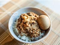 [矽谷美味人妻]10分鐘台式香菇肉燥