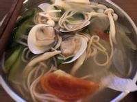 ❤️❤️番茄蛤蠣麵❤️❤️