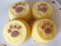 《氣炸系列》貓爪造型雞蛋糕