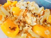 炒甜椒洋蔥蛋~簡單快速健康料理~蛋料理