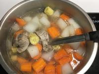 蘿蔔玉米筍排骨湯