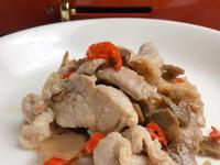 福菜辣椒炒肉片/便當家常菜