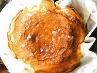 氣炸鍋-巴克斯乳酪蛋糕