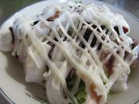 5分鐘料理-章魚沙拉