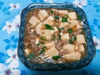 銅板料理~紹子豆腐