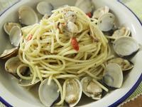 食煮#1 香蒜蛤蜊義大麵