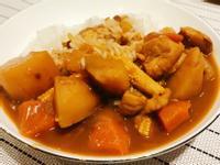 雞肉咖哩飯-萬用鍋