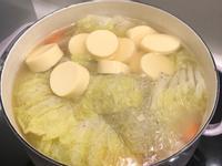 蔬菜豆腐鍋