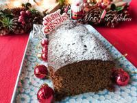 聖誕薑餅蛋糕