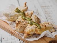 低醣料理 <雞肉> 椰香氣炸雞肉條