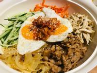 清冰箱料理—韓式豬肉拌飯
