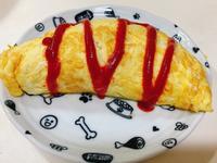 洋蔥鮪魚起司蛋包飯~ 營養快速早午餐