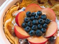 水果荷蘭鬆餅(無烤箱版)