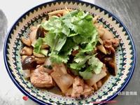 什錦蔬醬燒雞