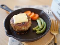簡易版日式漢堡排magimix