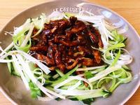 京醬雞肉絲(簡易/便當菜/卷餅)