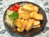 煎鯛魚片(便當菜)