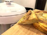 馬鈴薯起司菇烘蛋【飛利浦萬用鍋】