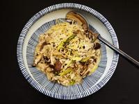 食煮#4 奶油蘑菇燉飯